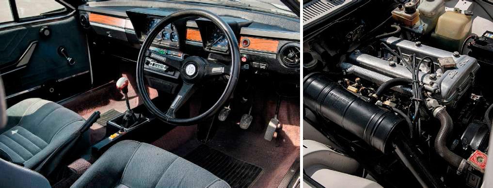 Alfa Romeo Alfetta GTV road test