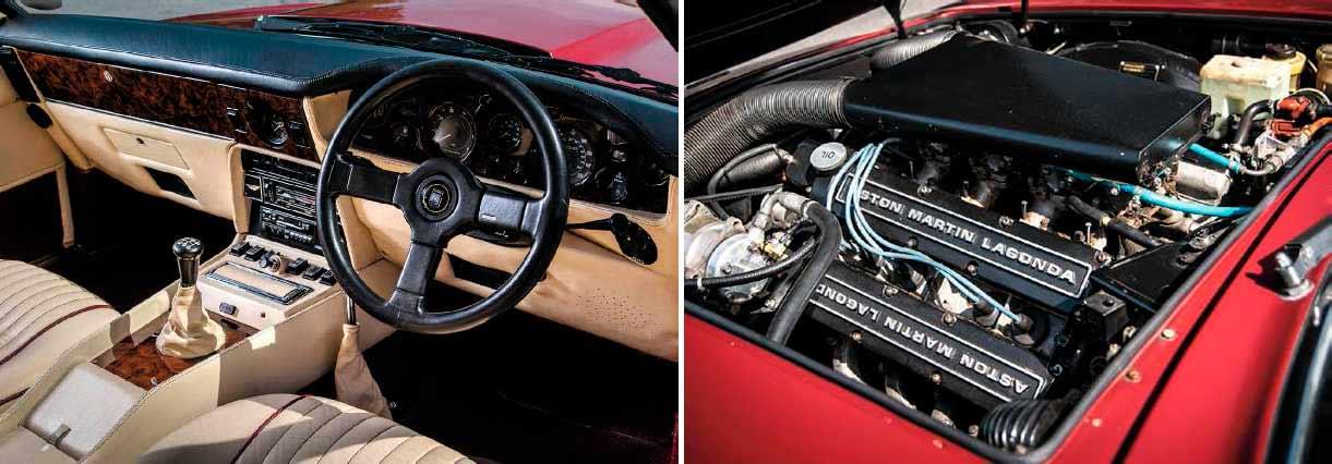 Aston Martin V8 Vantage road test