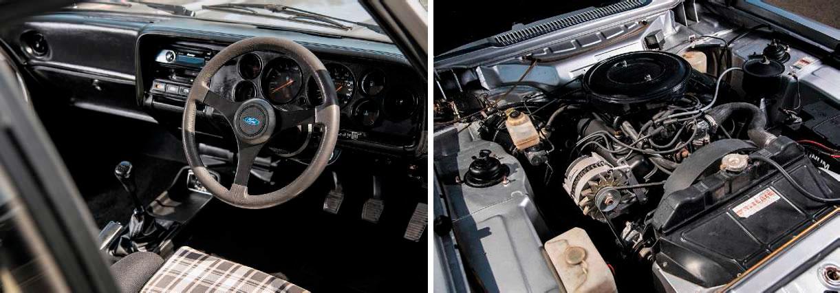 Ford Capri 3.0S road test