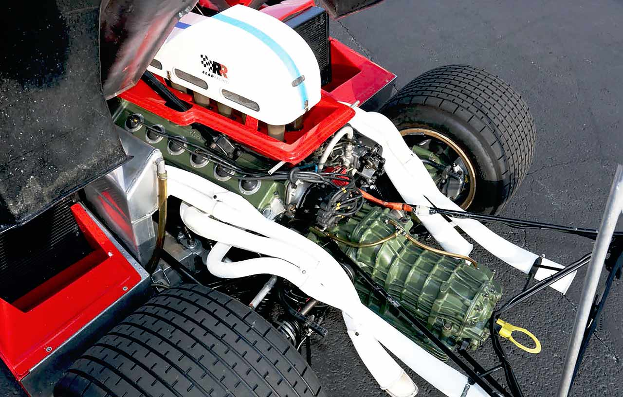 Ferrari 512M track-test Group 5 race car
