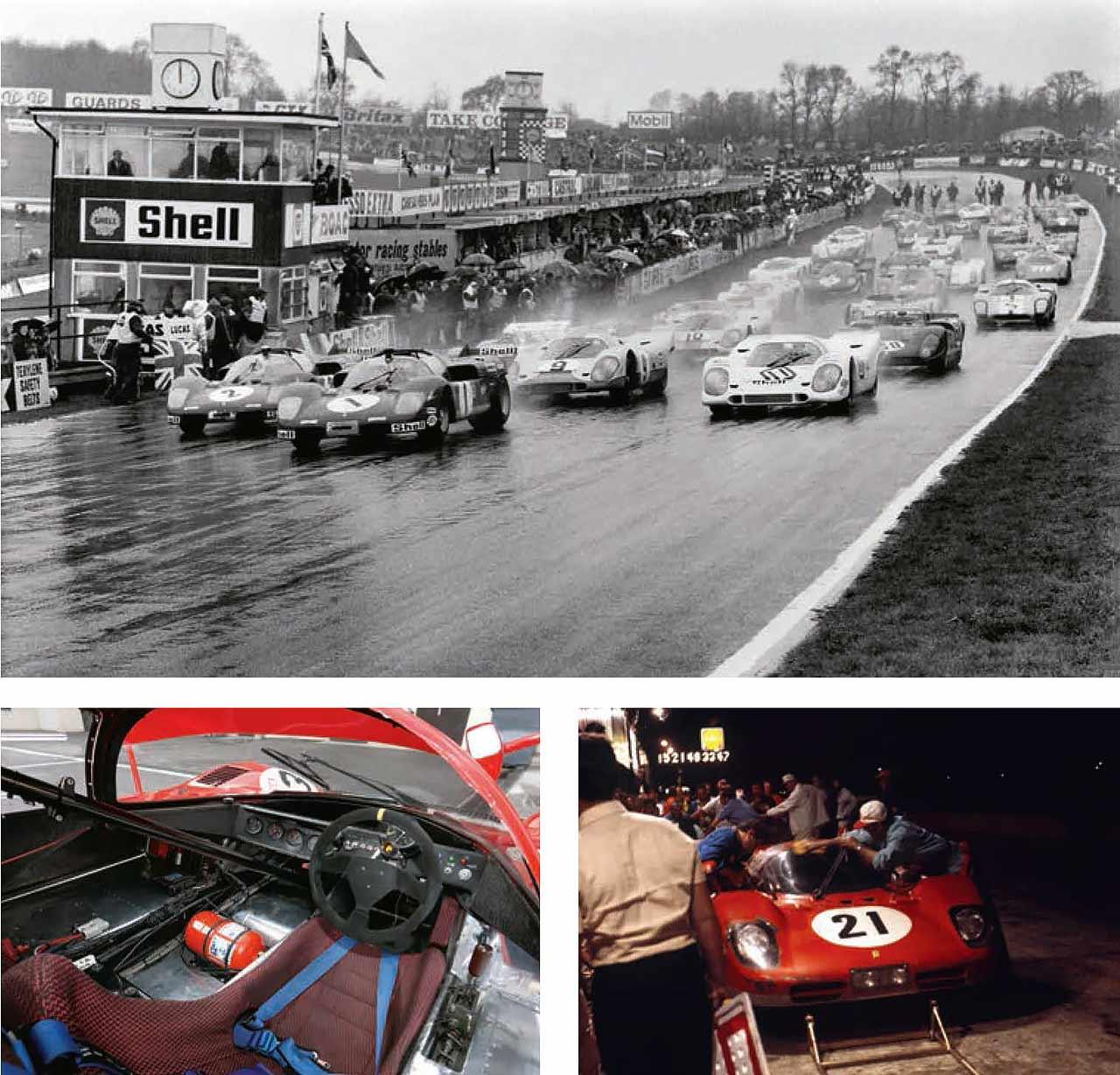 Ferrari 512M track-test Group 5