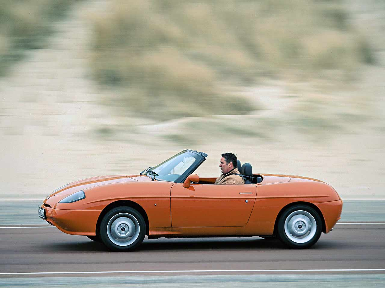 Fiat Barchetta 1995 - 2002