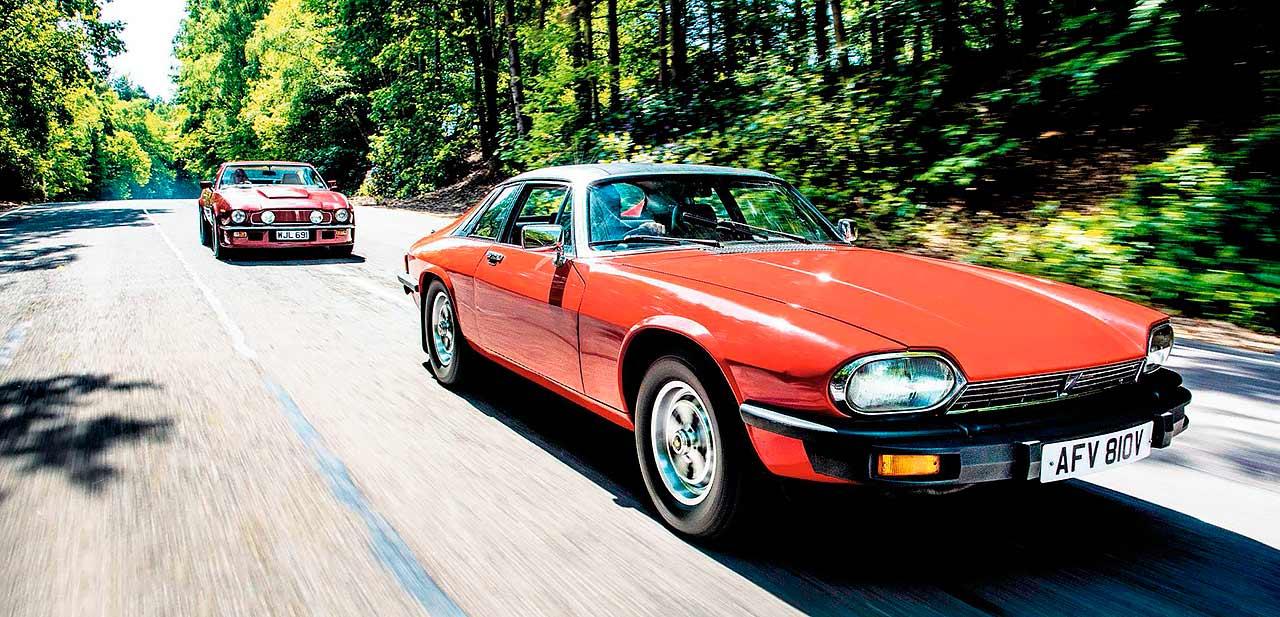 Jaguar XJ-S V12 road test