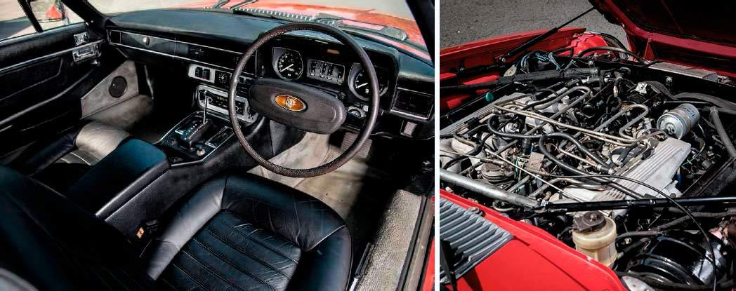 Jaguar XJ-S V12 road test.