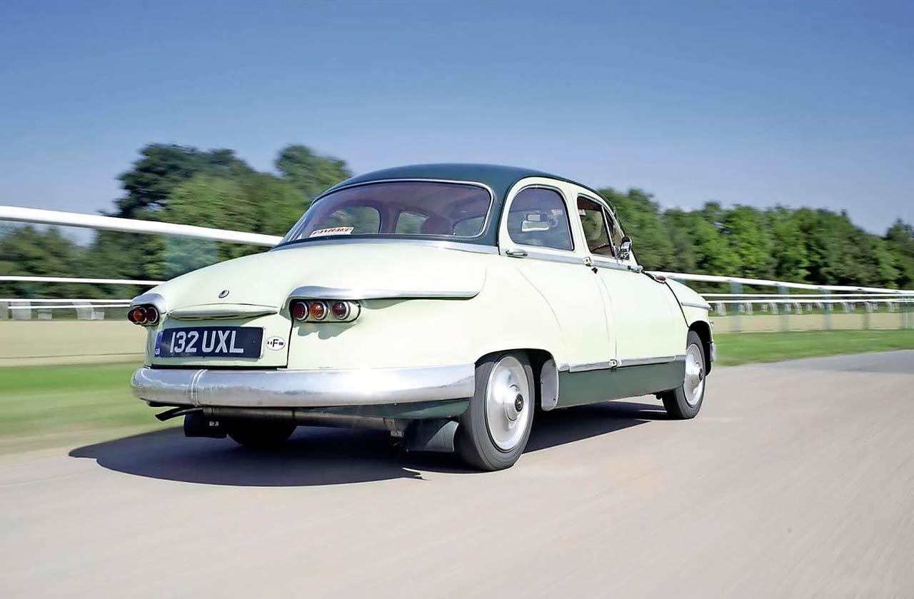 1959 Panhard PL17