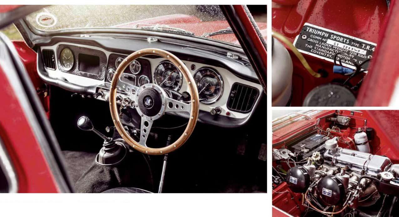 1962 Monte-Carlo TR4