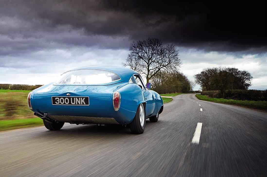1963 WB 120 road test