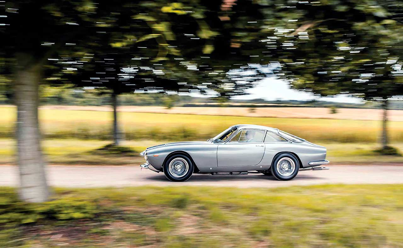 Road test 1964 Ferrari 250 GT Berlinetta Lusso Pininfarina