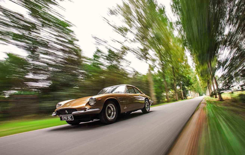 1965 Ferrari 500 Superfast Peter Sellers' road test