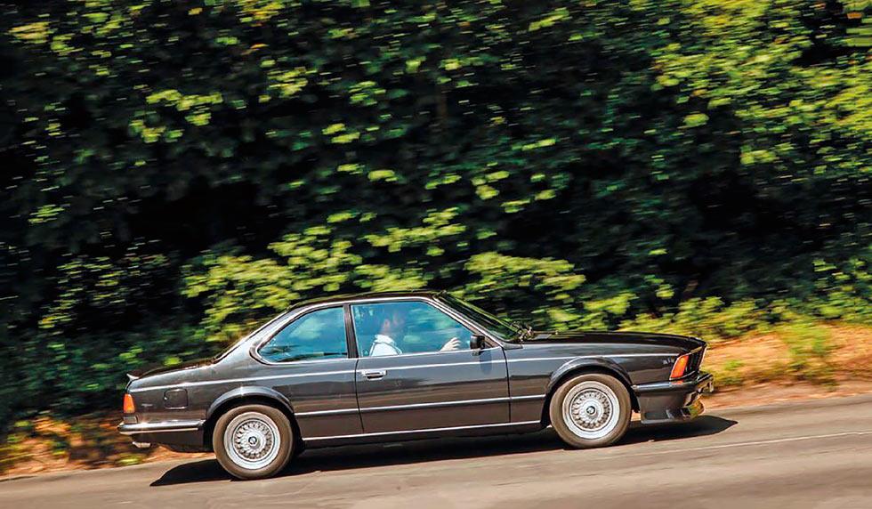 1985 BMW M635CSi E24 road test