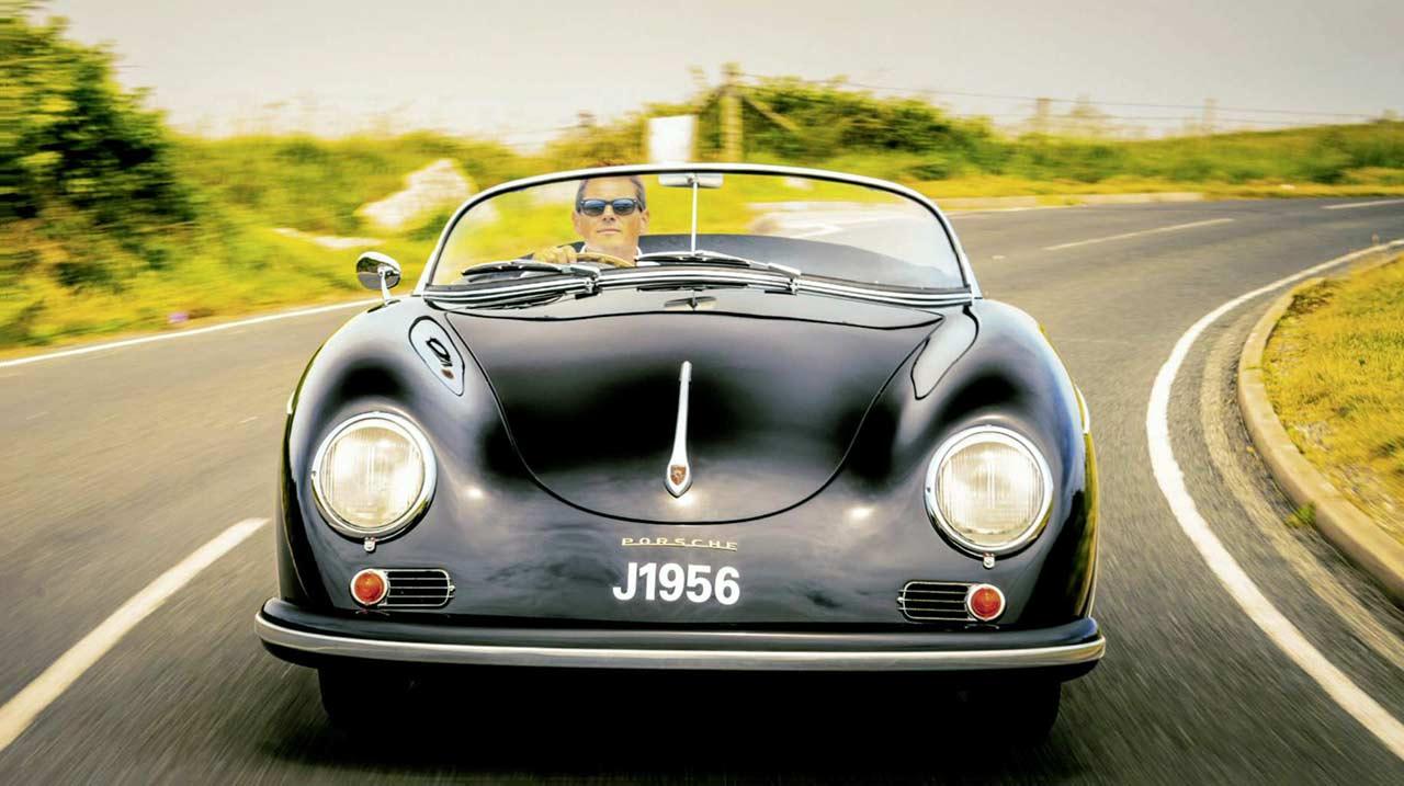Porsche 356 1500 road test