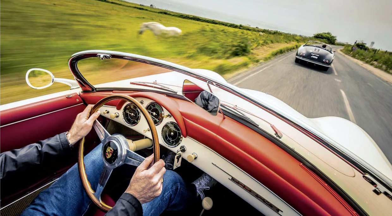 Porsche 356 Carrera GT Speedster