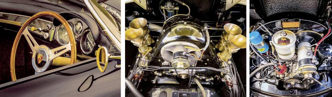 Porsche 356 1500 and 356 Carrera GT Speedster - road test