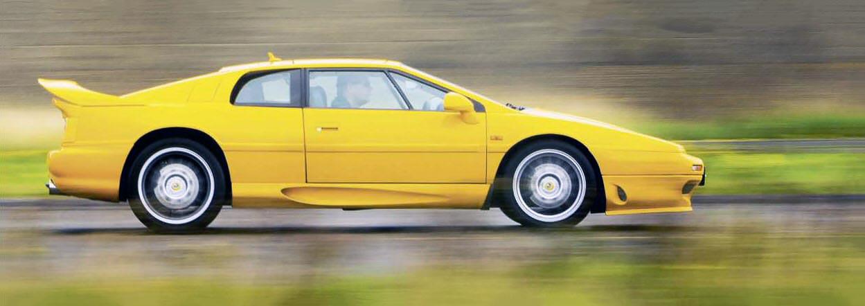 Lotus Esprit GT3 road test
