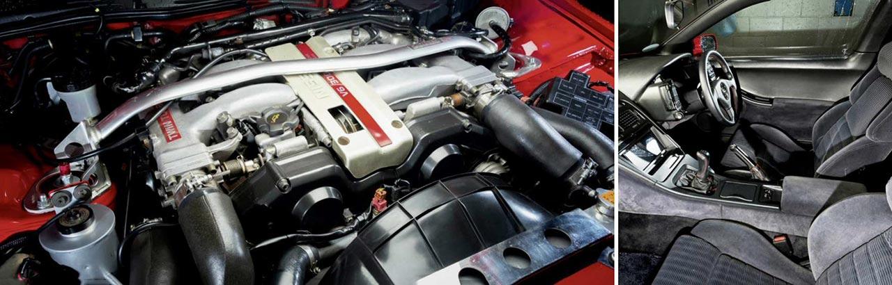 Nissan 300ZX road test