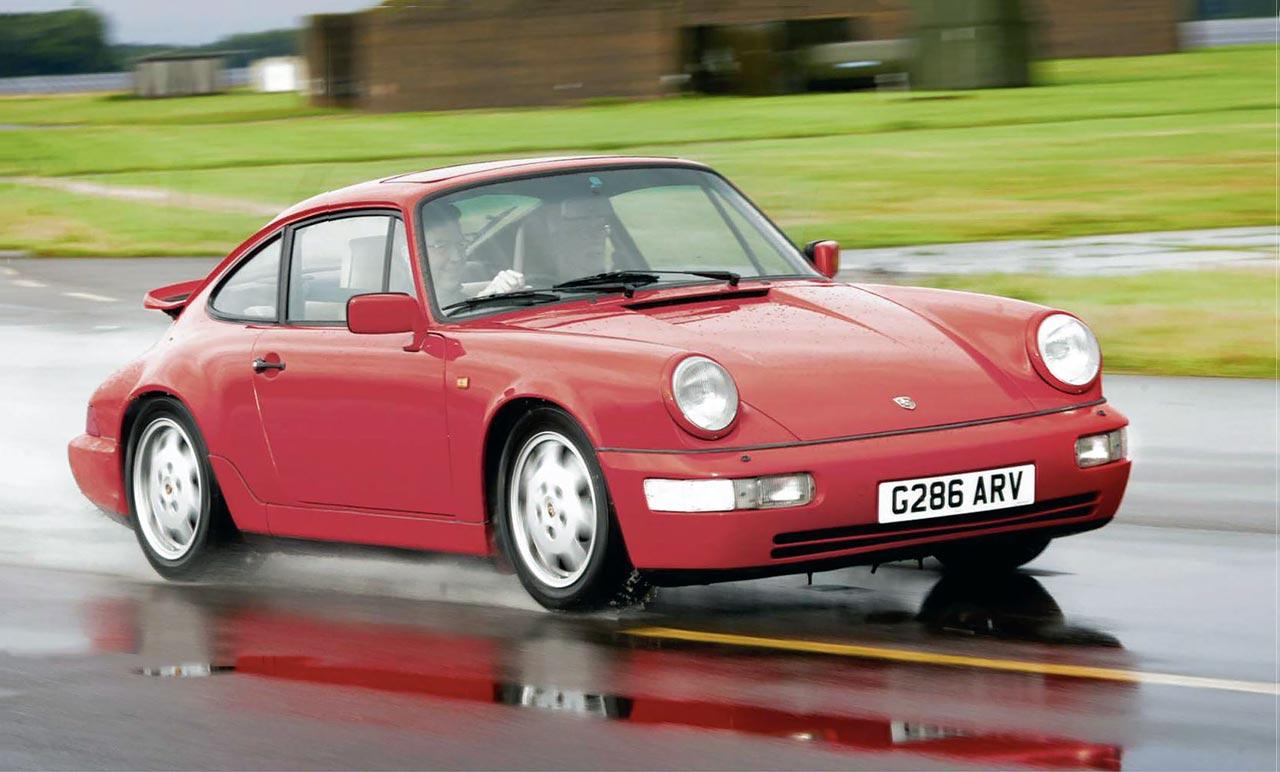 Porsche 911 Carrera 2 964
