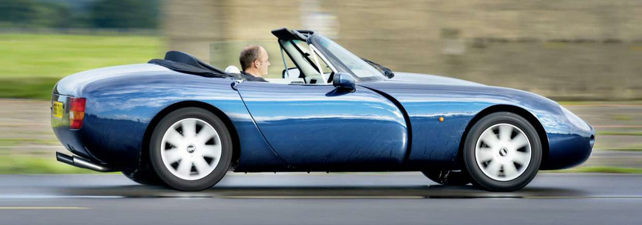 TVR Griffith 4.0 V8 road test