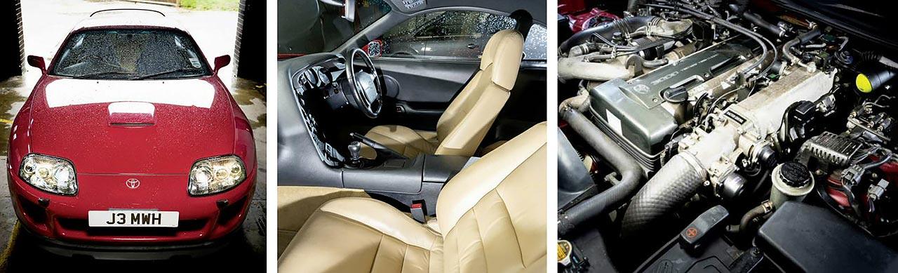 Toyota Supra road test