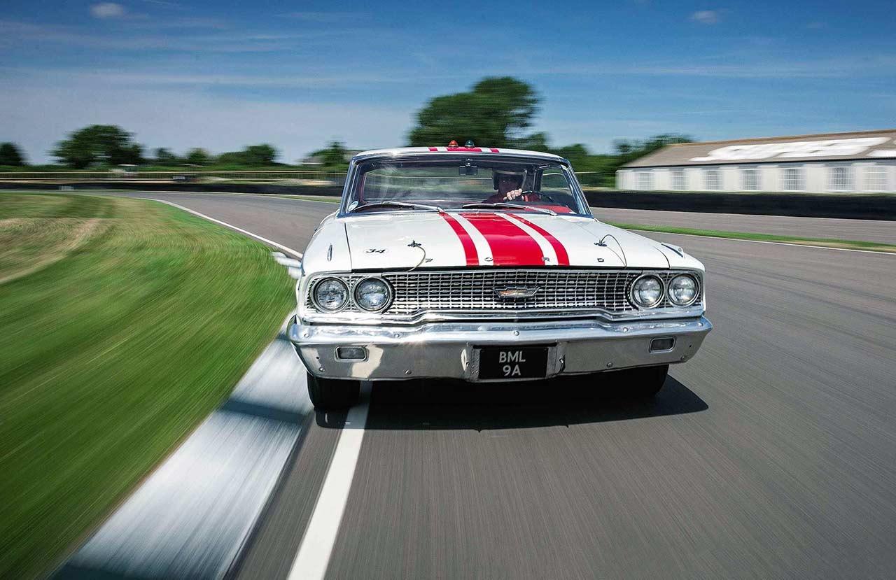 Paul Harmer and Drive-My
