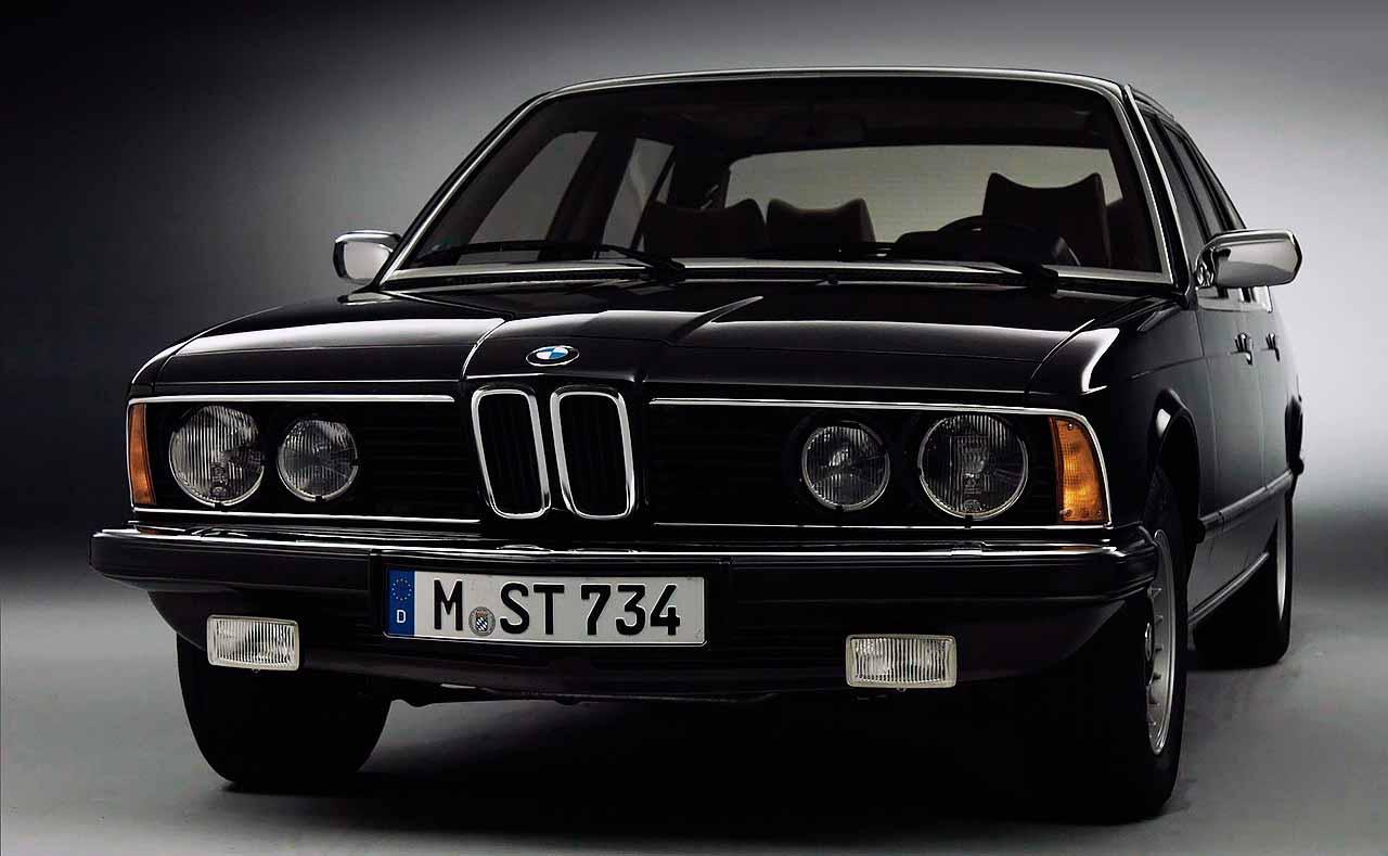 1977 BMW 733i E23