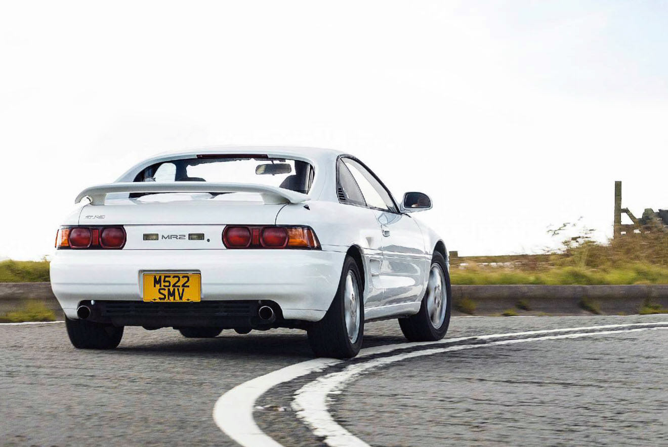1994 Toyota MR2 Turbo MkII W20 road test