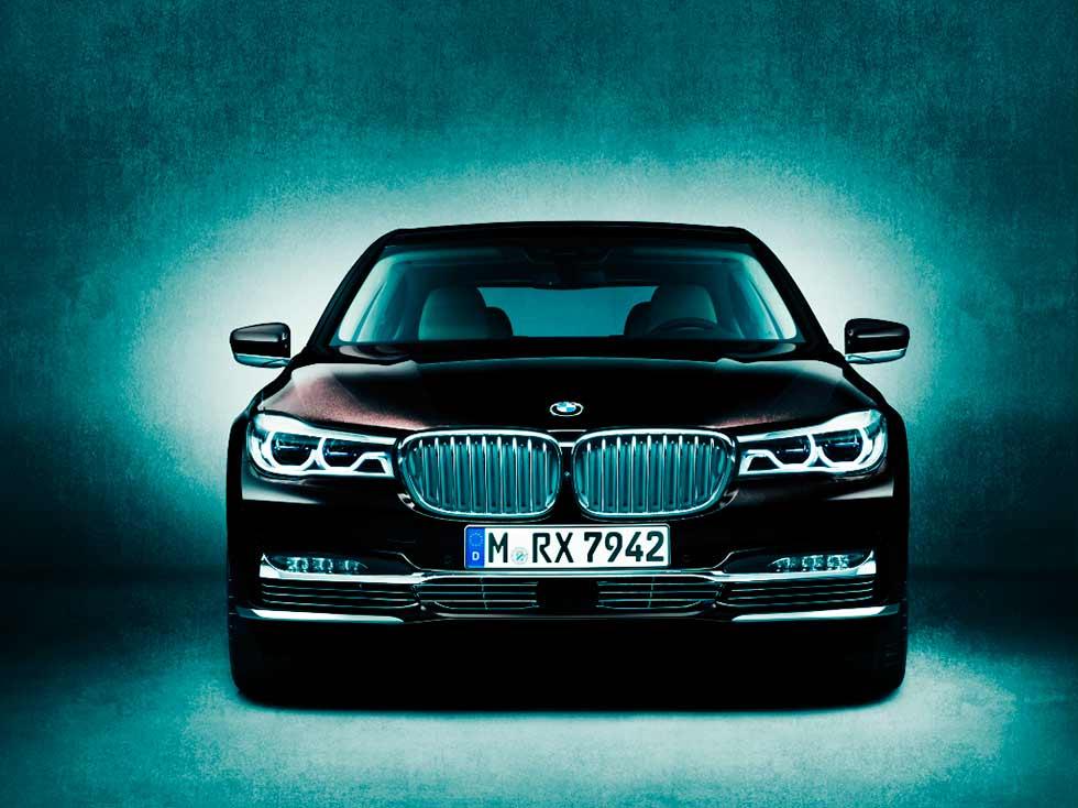 2018 BMW M760Li xDrive V12 Excellence G12