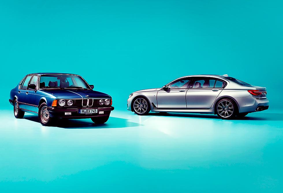 BMW 7 Series Celebration 40 years