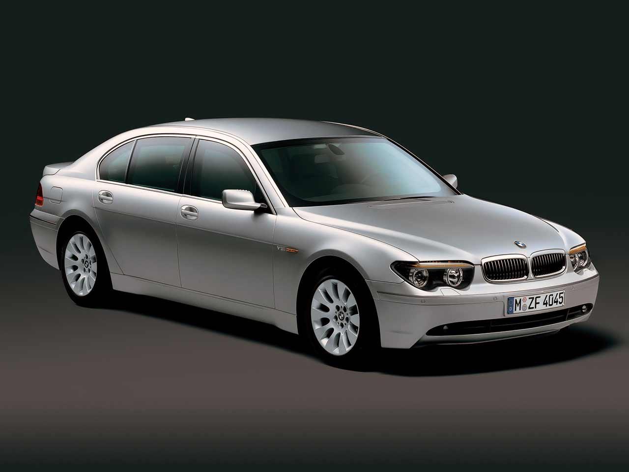 BMW 760Li High Security E66