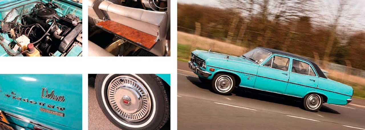 Vauxhall Viscount road test