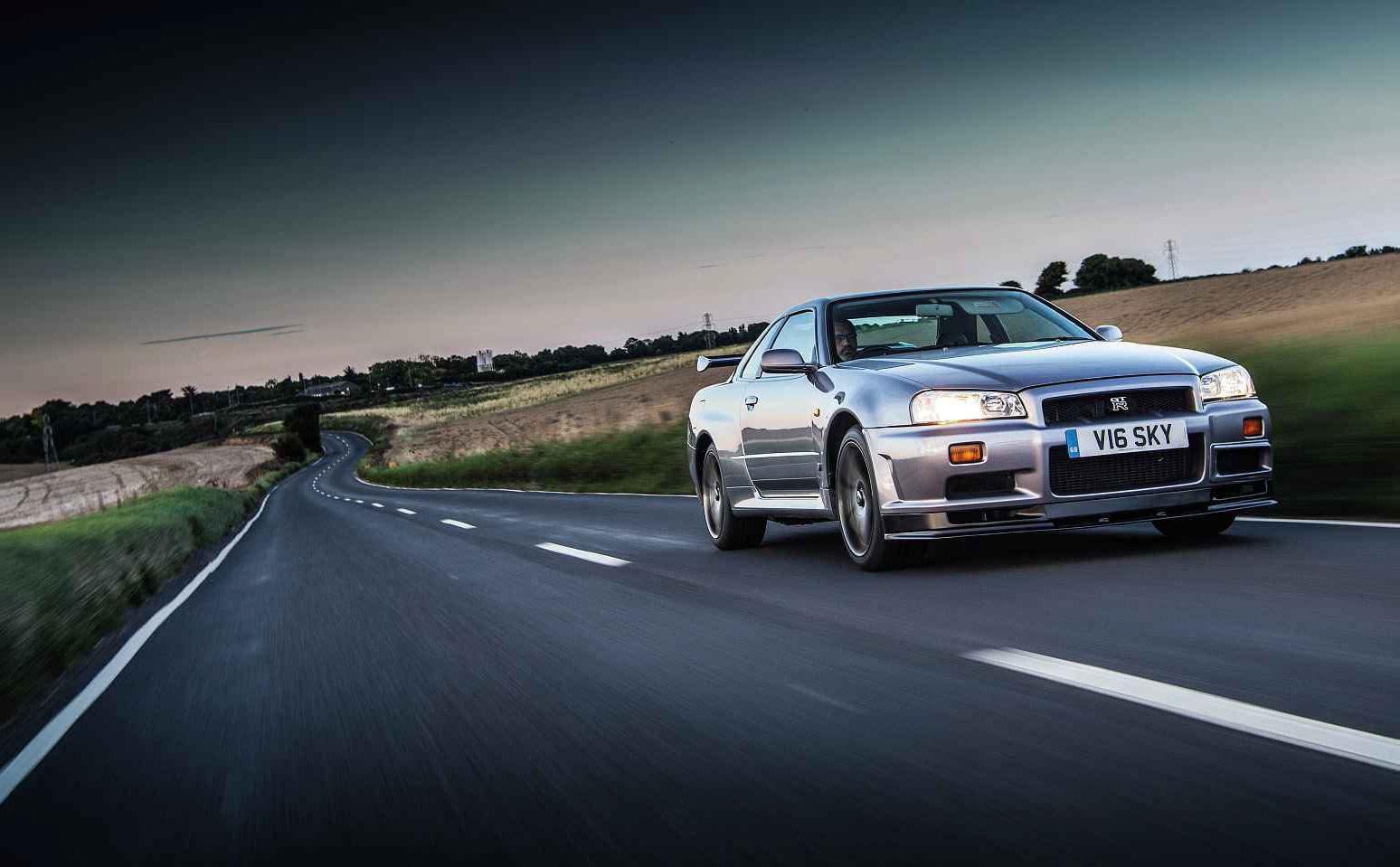 Aston Parrott & Drive-My