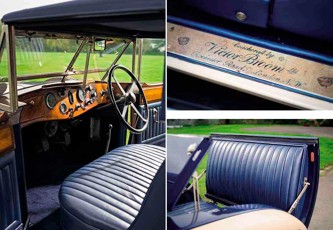 1928 Bentley 4½ Litre Victor Broom Drophead Coupé road test