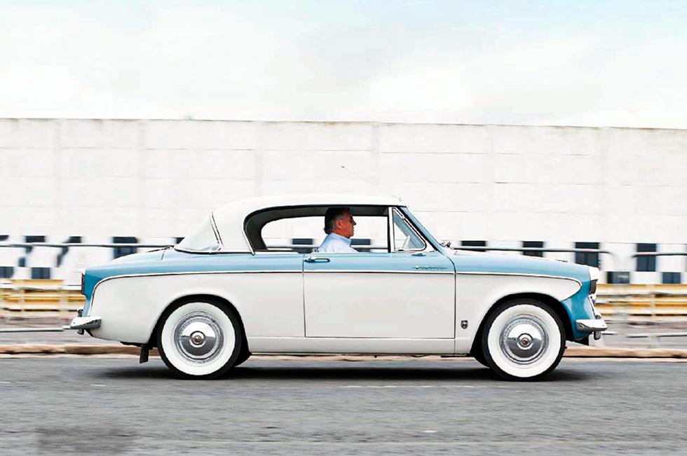 1957 Sunbeam Rapier road test