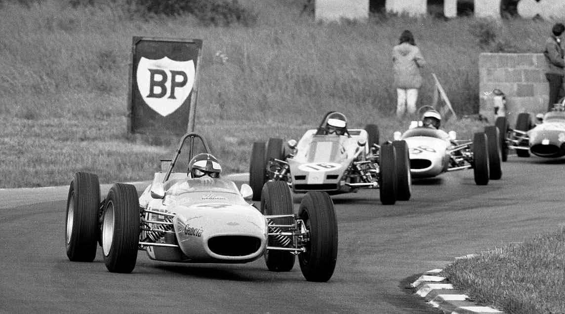 1970 Merlyn Mk17 Formula Ford 1600