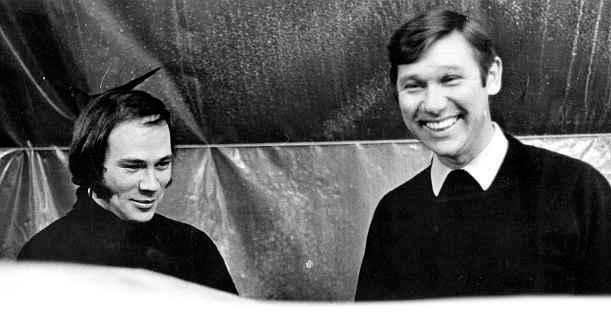 Merlyn founders Clive (left) and Selwyn Hayward