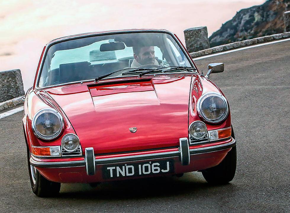 1971 Porsche 911T 2.2 Targa