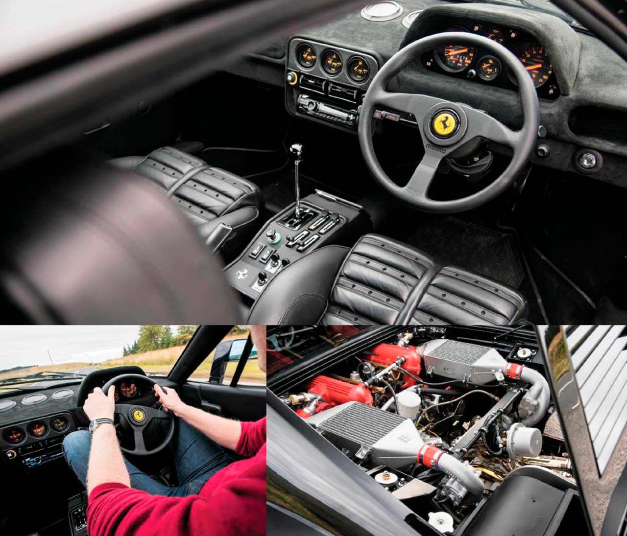 Sultan's 1985 Ferrari 288 GTO road test