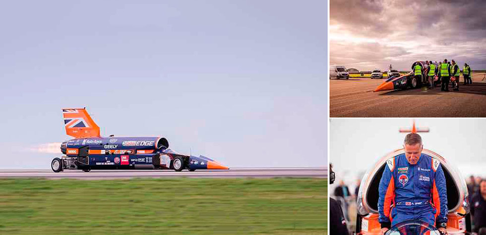 2017 Bloodhound SSC