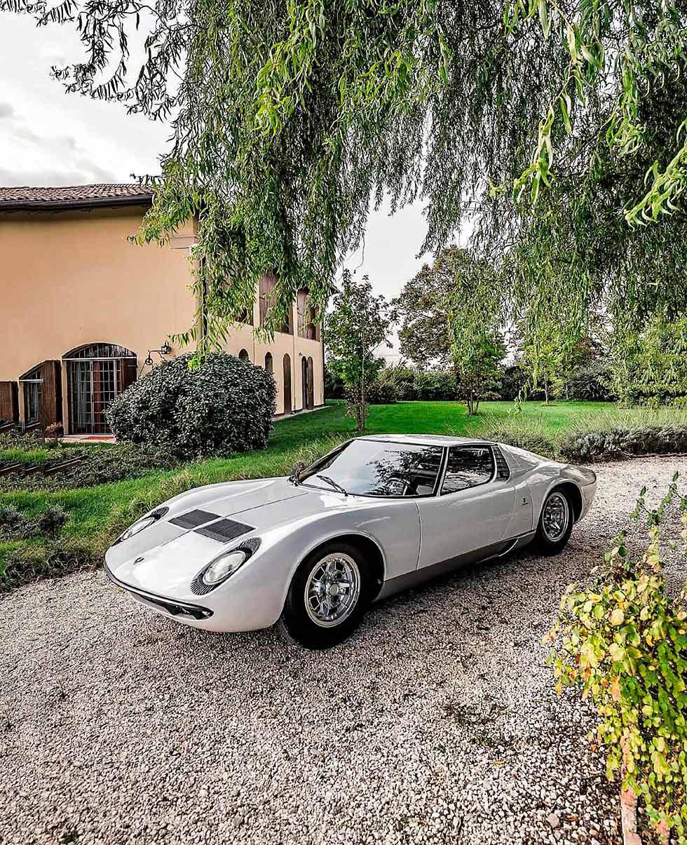 1967 Lamborghini Miura P400