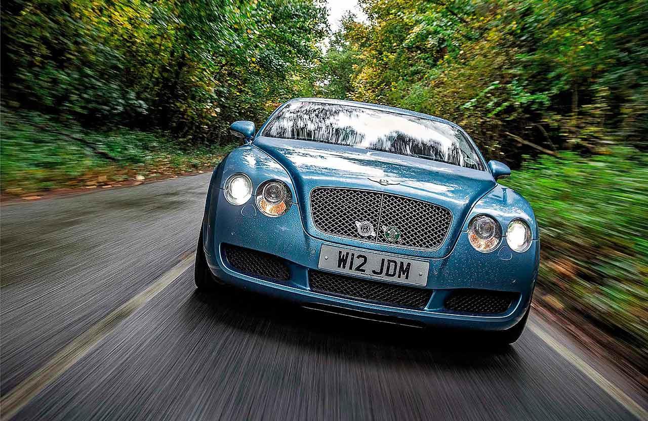2003 Bentley Continental GT W12 6.0