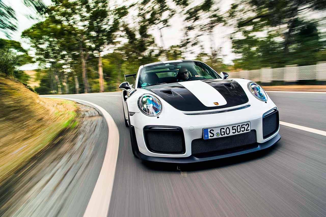 2018 Porsche 911 GT2 RS 991.2 road test