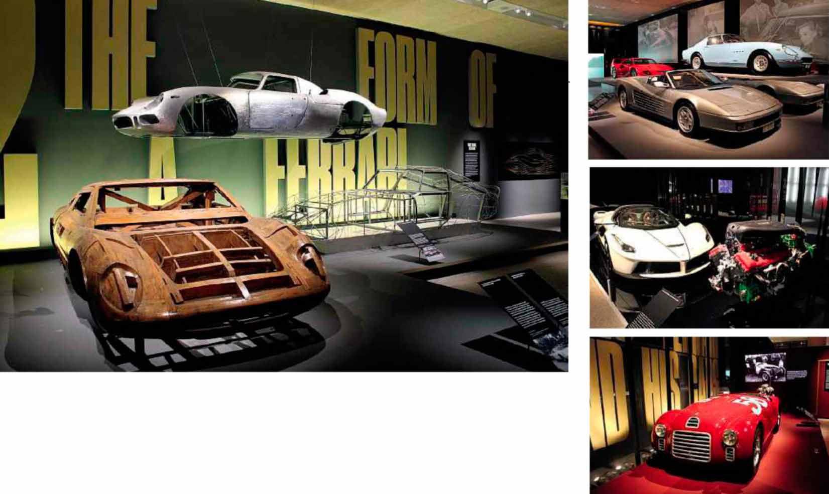 Design Museum relaunches with a Ferrari spectacular