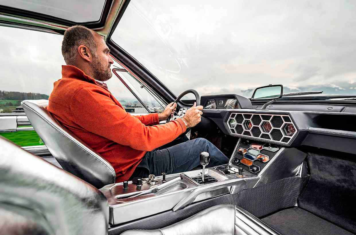 1967 Lamborghini Marzal road test