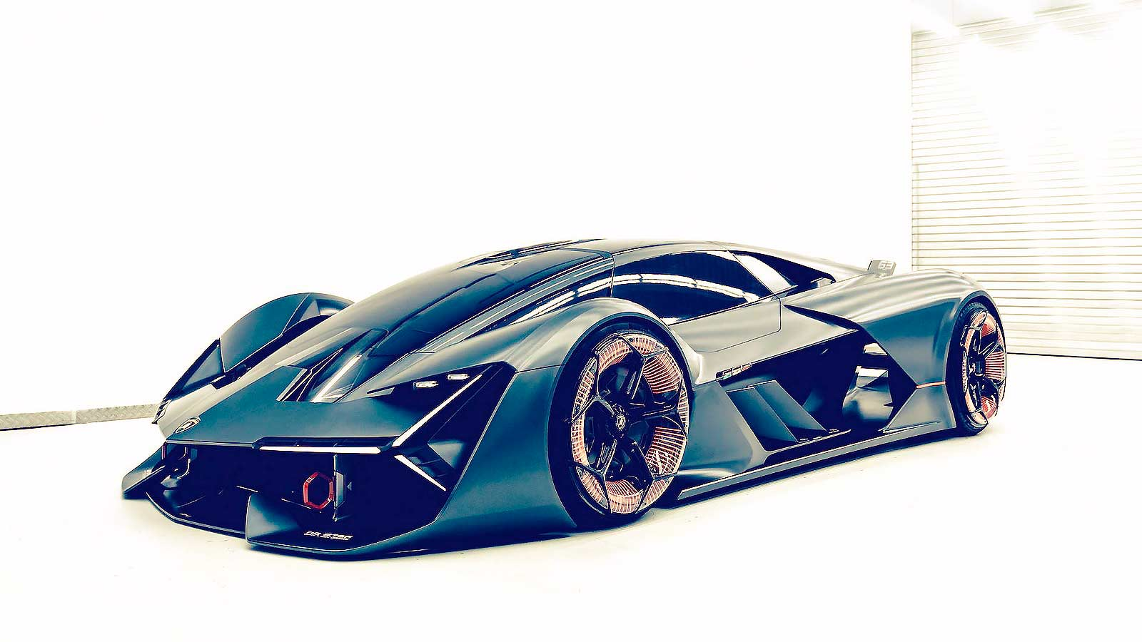 2018 Lamborghini Terzo Millennio Concept