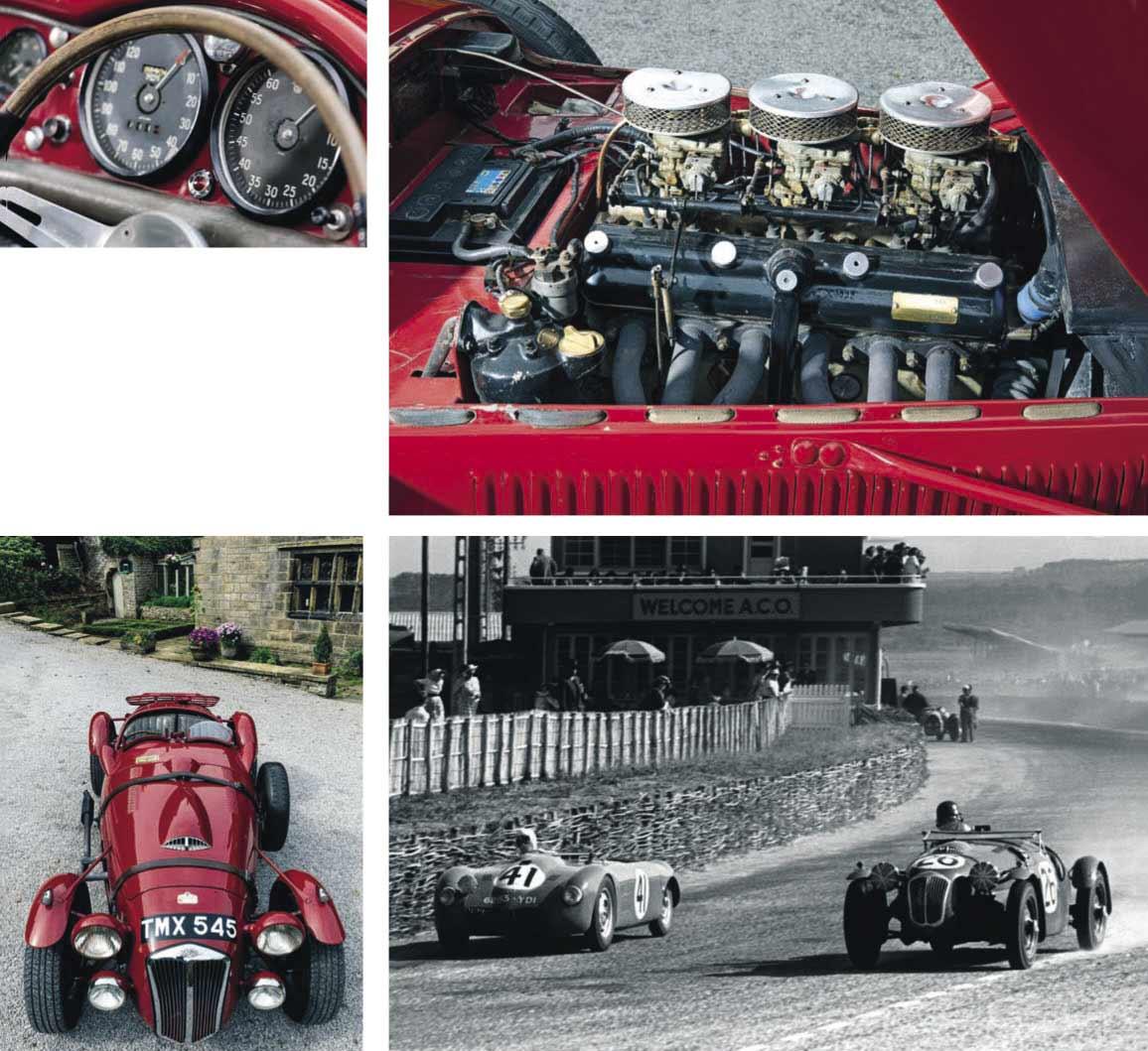 1949 Frazer Nash High Speed