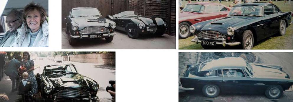 1962 Aston Martin DB4 Series V