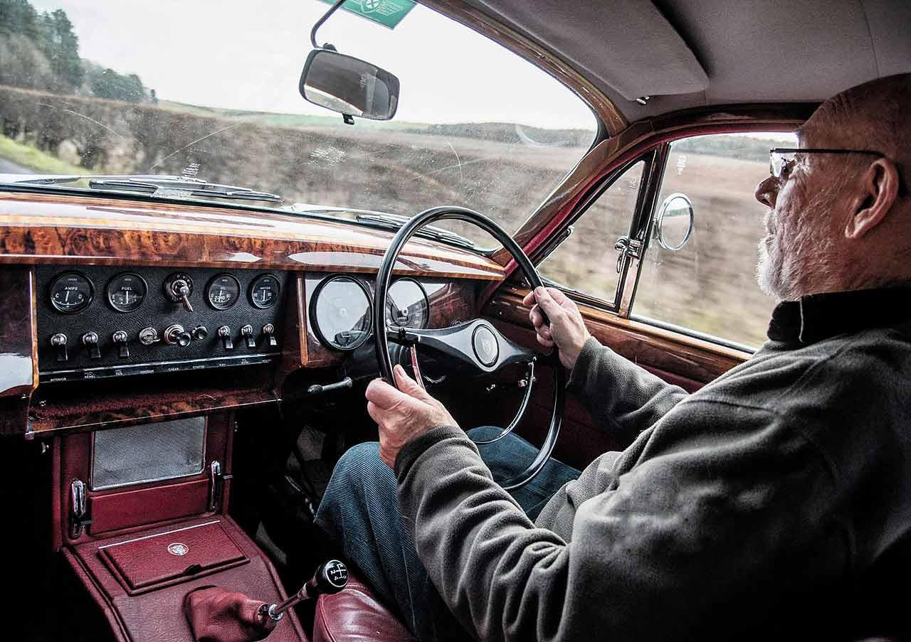 1962 Jaguar Mk2 3.4 road test