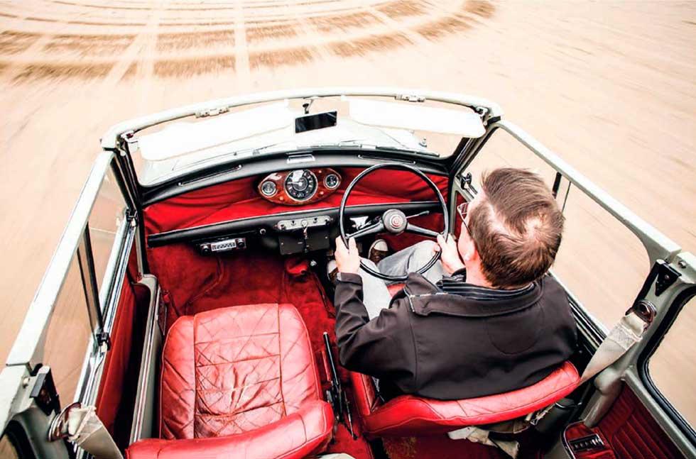 1966 Wolseley Hornet 'Heinz 57' road test