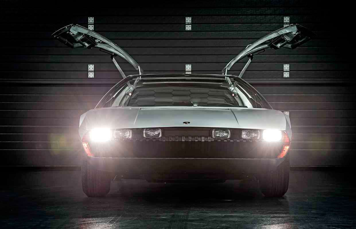 1967 Lamborghini Marzal front