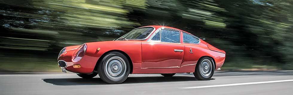 1968 Radbourne Abarth 1300