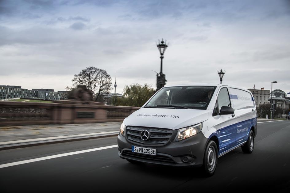 2018 Mercedes-Benz eVito